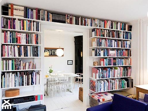 10 Pomysłów Na Regał Z Książkami Homebook