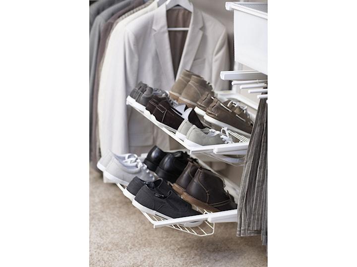 Półki na buty Elfa Classic biały