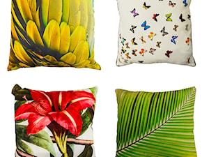 Poduszki dekoracyjne - kolorowy prezent dla każdego!