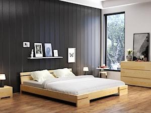 Skandica SPARTA. Kolekcja drewnianych mebli do sypialni