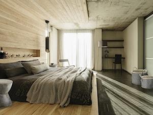 Inspiracja dla sypialni: A'miou: Straight fom Mother Nature