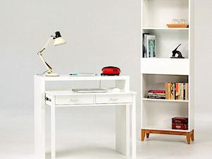 Console: proste, sprytne, kompaktowe - biurka na miarę nowoczesności