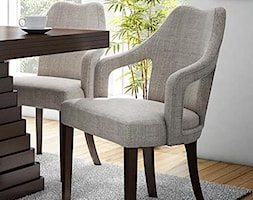 Krzesło tapicerowane do jadalni 802 - zdjęcie od onemarket.pl - meble i dodatki - Homebook