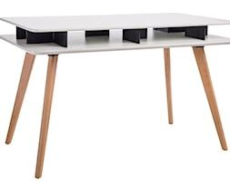 SCANDI białe biurko w skandynawskim stylu - zdjęcie od onemarket.pl - meble i dodatki - Homebook