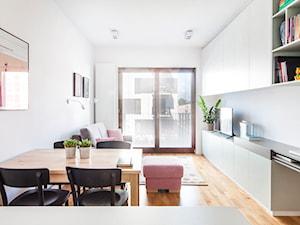 Kompaktowe mieszkanie w Krakowie