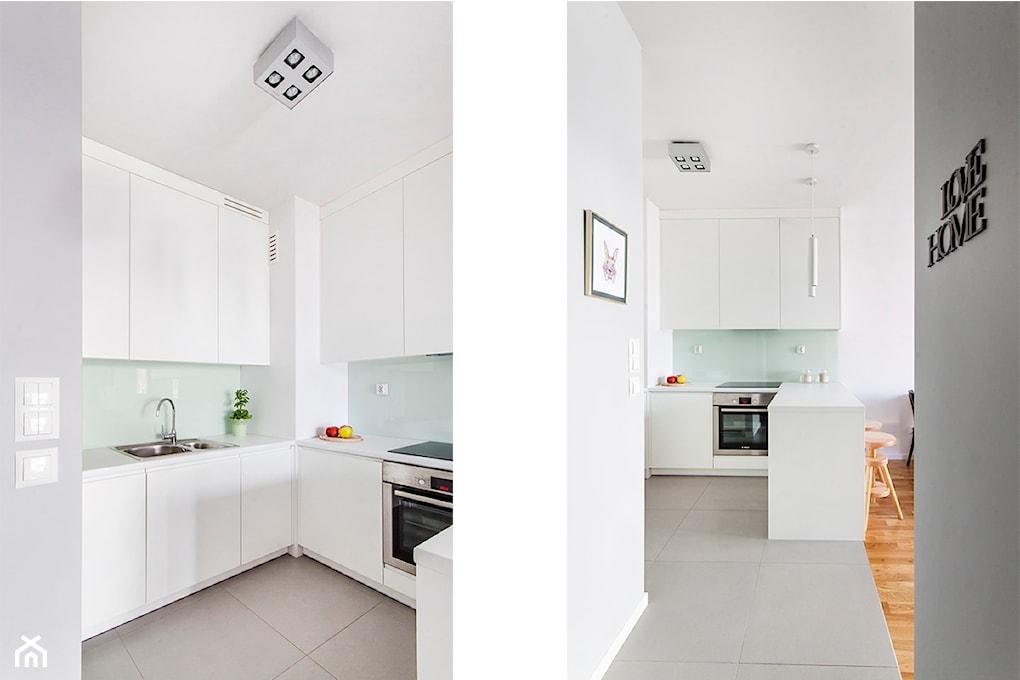 Jak urządzić kuchnię z salonem w bloku?  Homebook pl -> Kuchnia Z Salonem Jak Urządzić