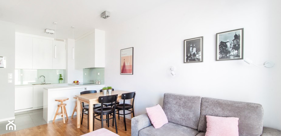 Jak urządzić małe mieszkanie? 38 m² w 5 niebanalnych aranżacjach