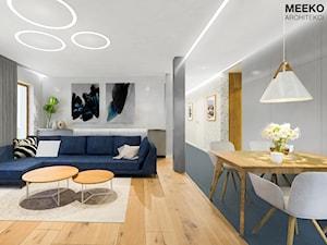 Mieszkanie w stylu nowoczesnym w Rzeszowie.