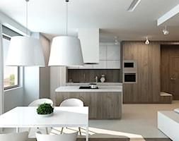 Kuchnia z jadalnią - zdjęcie od design me too - Homebook
