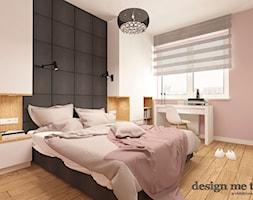 Sypialnia Szaro Fioletowa Inspiracje