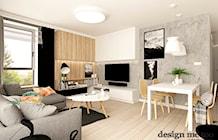 Salon styl Nowoczesny - zdjęcie od design me too