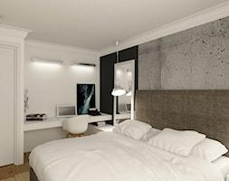 Nowoczesna+sypialnia+w+apartamencie+w+Tomaszowie+Mazowieckim+-+zdj%C4%99cie+od+design+me+too