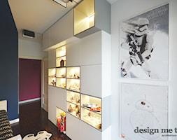 REALIZACJA POKOI DZIECIĘCYCH STAR WARS - Mały niebieski pokój dziecka dla chłopca dla malucha dla na ... - zdjęcie od design me too - Homebook