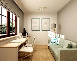 Gabinet styl Minimalistyczny - zdjęcie od design me too