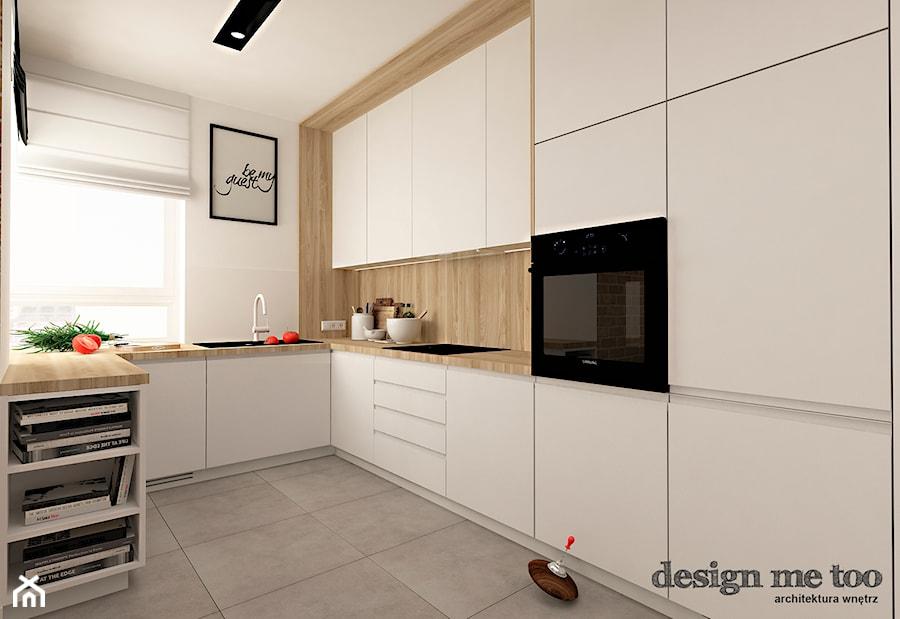 Czy drewno między blatem a szafkami kuchennymi to panele   -> Kuchnia Z Ikei Czy Od Stolarza