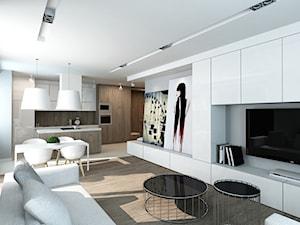 Mieszkanie Mokotów 85 m2
