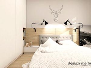 Dzień dobry! CO jest na ścianie za łóżkiem? Są to płyty drewniane, czy panele/mdf ?