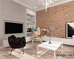 Salon styl Klasyczny - zdjęcie od design me too
