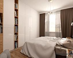 GRAZIOSO APARTAMENTY - Średnia sypialnia małżeńska, styl nowoczesny - zdjęcie od design me too