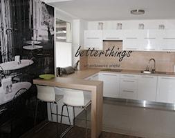 Romantyczna kuchnia - zdjęcie od Betterthings - Homebook