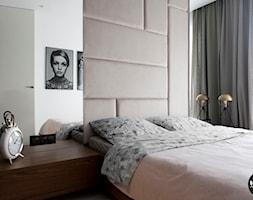 sypialnia nowoczesna - zdjęcie od BYHOUSE ARCHITECTS - Homebook