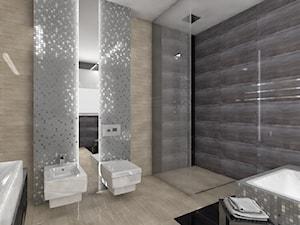 Biały dom w Kostomłotach - zdjęcie od Evolution Design