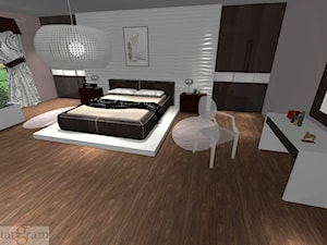 Tangram wnętrza w dobrym stylu - Architekt / projektant wnętrz