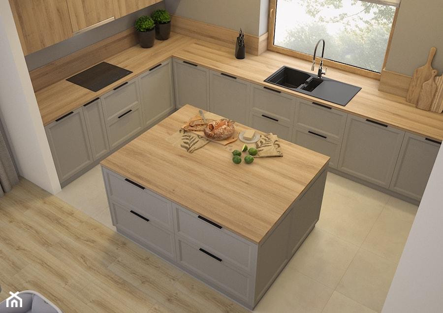 Kuchnia - zdjęcie od Nevi Studio