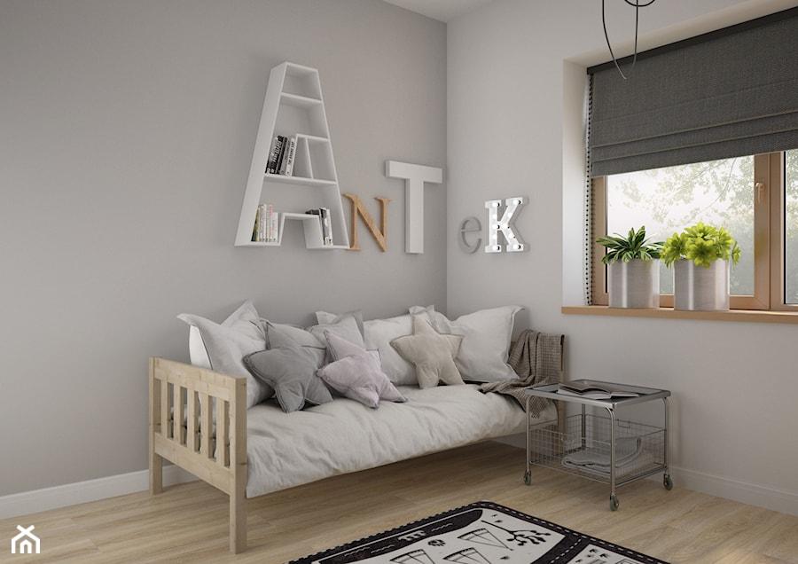 Pokój Antka - zdjęcie od Nevi Studio