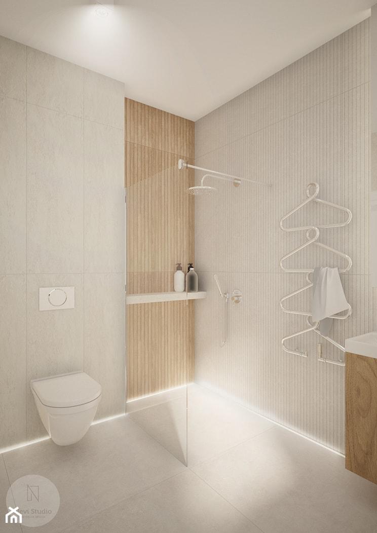 Łazienka przy sypialni - zdjęcie od Nevi Studio - Homebook