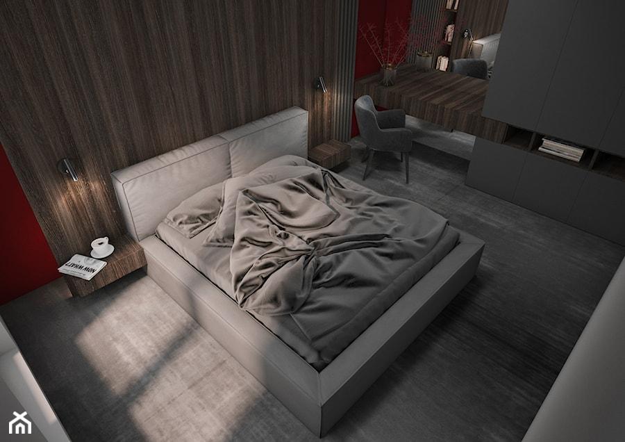 Sypialnia - zdjęcie od Nevi Studio