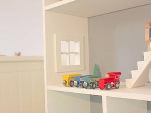 Pokój dziecka, styl skandynawski - zdjęcie od MyWoodVillage - Naturalnie i z pomysłem...