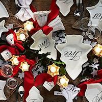 Udekoruj świąteczny stół z HOUSE&more, Ozdoby świąteczne