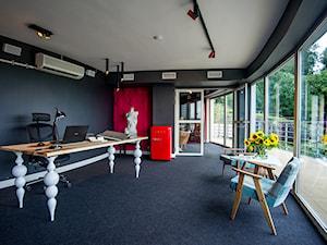 PRACOWNIA DALMIKO DESIGN - Wnętrza publiczne, styl vintage - zdjęcie od DALMIKO DESIGN Pracownia Projektowa