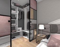 Garderoba+-+zdj%C4%99cie+od+DALMIKO+DESIGN+Pracownia+Projektowa