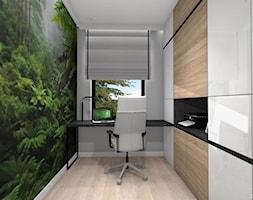 Biuro+-+zdj%C4%99cie+od+DALMIKO+DESIGN+Pracownia+Projektowa