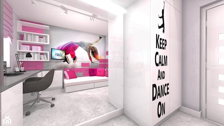 POKOJE NASTOLATKÓW - Pokój dziecka, styl nowoczesny - zdjęcie od DALMIKO DESIGN Pracownia Projektowa