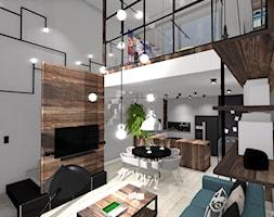 Salon+-+zdj%C4%99cie+od+DALMIKO+DESIGN+Pracownia+Projektowa