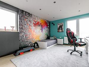 Pokój nastolatka - zdjęcie od ZAWICKA-ID Projektowanie wnętrz