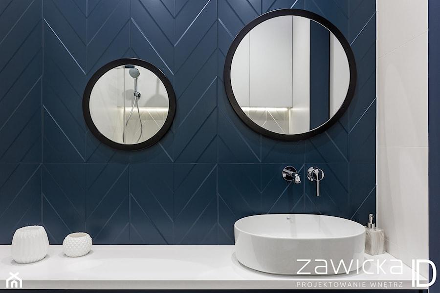 Granat W łazience Zdjęcie Od Zawicka Id Projektowanie