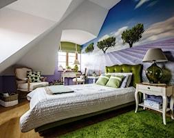 Sypialnia - zdjęcie od ZAWICKA-ID Projektowanie wnętrz
