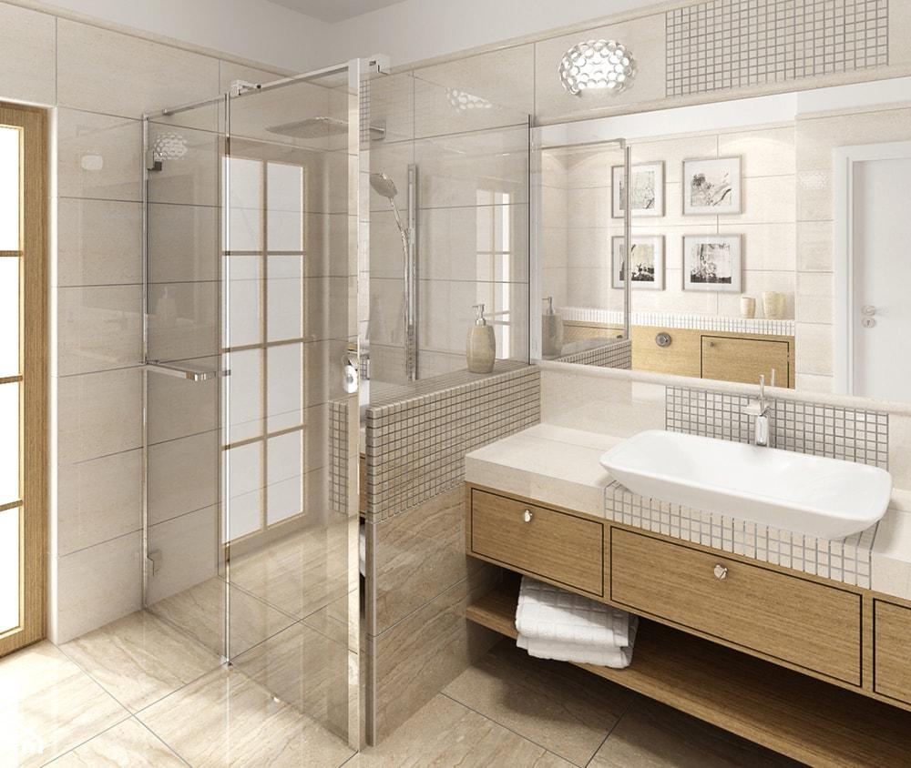 Jak Urządzić łazienkę Z Wanną I Prysznicem 6 Pomysłów