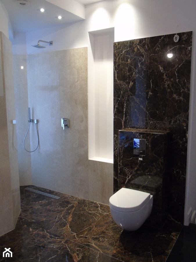 Marmurowa łazienka Kamień Natutalny Do łazienki Zdjęcie Od