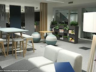Biuro w domowym stylu
