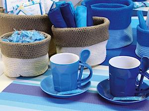 Inspiracje w kolorze niebieskim