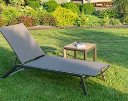 Taras - Średni ogród za domem, styl nowoczesny - zdjęcie od Doram Design - Homebook