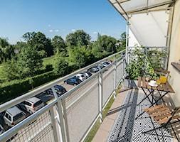 Home Staging balkonu - zdjęcie od Miejskie Ziele