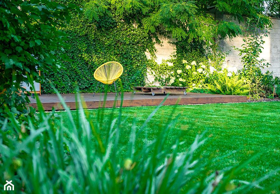 Design w ogrodzie - zdjęcie od Miejskie Ziele
