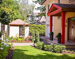 Ogród frontowy - zdjęcie od Miejskie Ziele