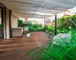 Ogród kompaktowy na parterze - zdjęcie od Miejskie Ziele - Homebook